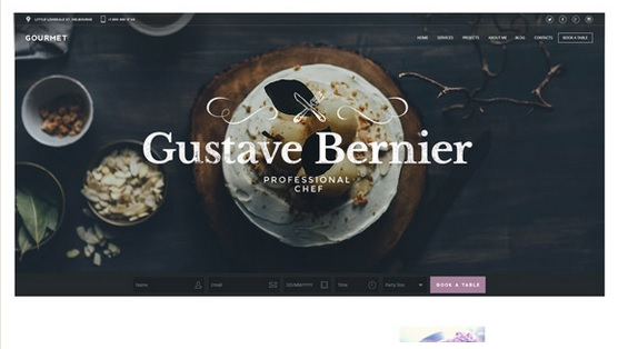 Gourmet – Gustave